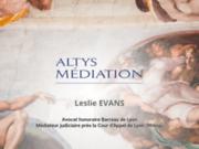 screenshot https://altysmediation.fr/ médiation juridique