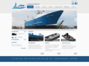 screenshot http://www.alumiboat.com comedi construction de bateau aluminium