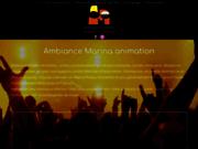 screenshot http://www.ambiance-marina.com ambiance marina animation