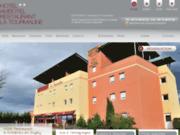 screenshot http://www.ambotel.fr/ hôtel-restaurant