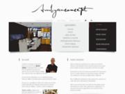 screenshot http://www.ambyanconcept.com ambyanconcept - créateur d'ambiance - design intér