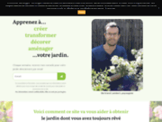 screenshot http://www.amenagementdujardin.net aménagement de jardin