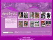screenshot http://www.amethyste-mineraux.com améthys'te magasin de minéraux et de bijoux