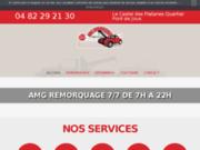 Remorquage voiture à Toulon