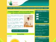screenshot http://www.amincissement-bien-etre.fr centre d'amincissement et de bien-être de vertou