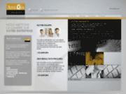 screenshot http://www.amixis.com consultant web