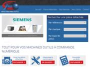 screenshot http://www.amoutils.com/ Machines-outils