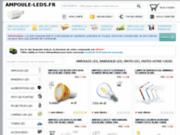 N°1 de l'éclairage LED en France, toute une gamme d'ampoules à led et de néons led