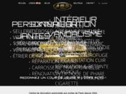 screenshot http://www.ams-lifting.fr/ centre de relooking voiture