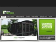 Amvec spécialiste en contruction de garage