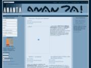 Atelier d'écriture Ananta
