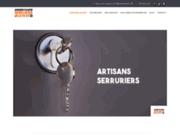 screenshot https://www.angers-rapid-serrurier.fr Angers serrurier