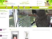 screenshot http://www.animals-service-express.com bento kronen