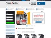 screenshot http://annonces.pneus-online.fr pneus online annonces
