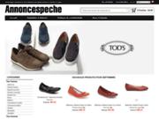 screenshot http://www.annoncespeche.fr le site de petites annonces gratuites pêche