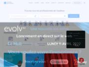 screenshot http://www.annuaire-audition.com annuaire français d'audiophonologie