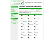 screenshot http://www.annuaire-des-gnomes.net/ annuaire fantastique