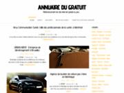 Annuaires : annuaire du net gratuit