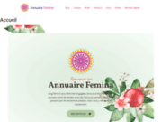 Annuaire femme