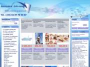 Le site spécialisé dans la création d'annuaire professionnel