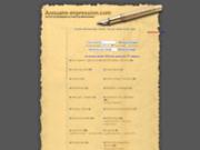 screenshot http://www.annuaire-impression.com annuaire impression