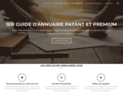 screenshot https://www.annuaire-payant.com/ annuaires payants