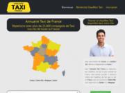 Répertoire des chauffeurs de Taxi en France