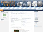 screenshot http://annuaire2tutos.com annuaire2tutos