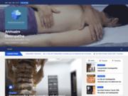 screenshot http://www.annuaireosteopathe.com annuaire des ostéopathes de france