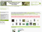 Antafirma, vente d'huiles essentielles