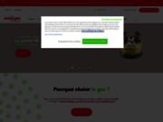 Bouteilles et citernes de gaz Antargaz