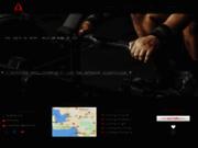 screenshot http://anthony-fitness.com Coach sportif