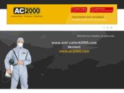 screenshot http://anti-cafard2000.com Anti Cafard