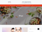 screenshot http://www.antiaging-market.com/ Traitements anti-rides et soins aniti-age