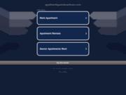 screenshot http://www.apartmentsparisdowntown.com/index_fr.php appartement paris