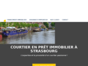 Courtier en prêt immobilier à Strasbourg