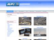 screenshot http://www.api-photo.net bordeaux photo aérienne - l'aquitaine vue du ciel