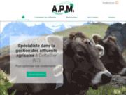 APM, entreprise spécialiste agricole en Alsace