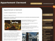 screenshot http://www.appartement-clermont.com appartement clermont