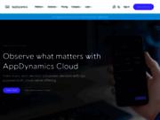 screenshot http://www.appdynamics.fr Une solution unique de gestion des performances applicatives