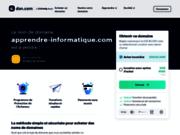 Apprendre l'informatique.com