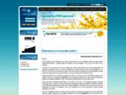 screenshot http://www.apprendre-php.com apprendre-php.com actualités, tutoriels, scripts, forums...