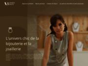 screenshot http://www.appretsbijoux.fr apprêts bijoux