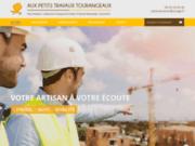 screenshot http://www.appt-maconnerie37.com Aux Petits Travaux Tourangeaux