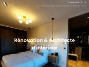 screenshot http://www.aproplac.fr/ Travaux et rénovation maison à Lyon