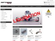 screenshot http://www.aptare.be la passion du karting