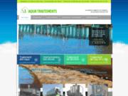 Traitement des eaux usées industrielles et urbaines