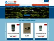 screenshot http://www.aqua95.fr accessoire bassin