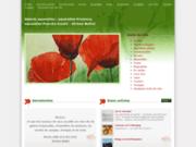 screenshot http://www.aquarelles.info aquarelles provence, aquarelles franche-comté