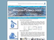screenshot http://www.aragonsoft.com développement de logiciels